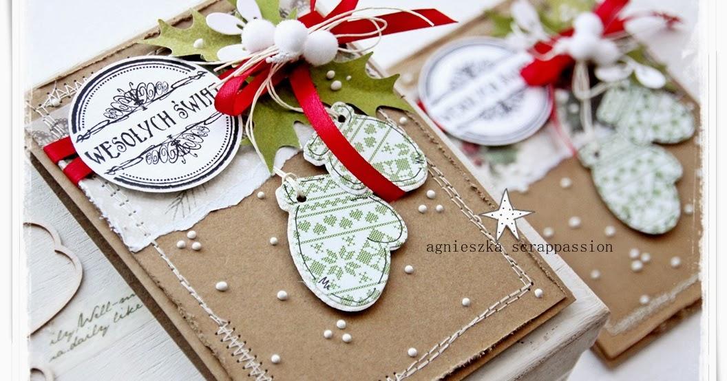 Фото идеи как украсить открытку на новый год