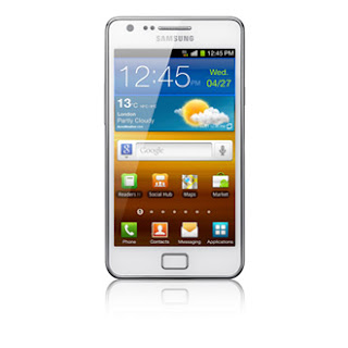 I9100XXLPH Samsung Galaxy S2 Android 4.0.3 Ice Cream Sandwich