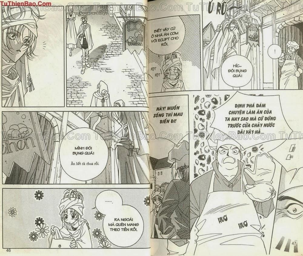 Hồi ký ma vương Chapter 2 - Trang 22