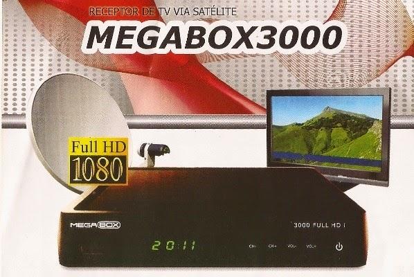 NOVA ATT MEGABOX 3000 FULL HD - 17.05.2014