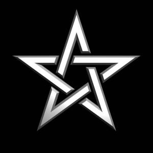5 Point Star Symbol