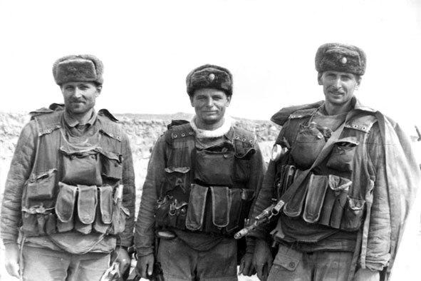 soldats soviétiques 2