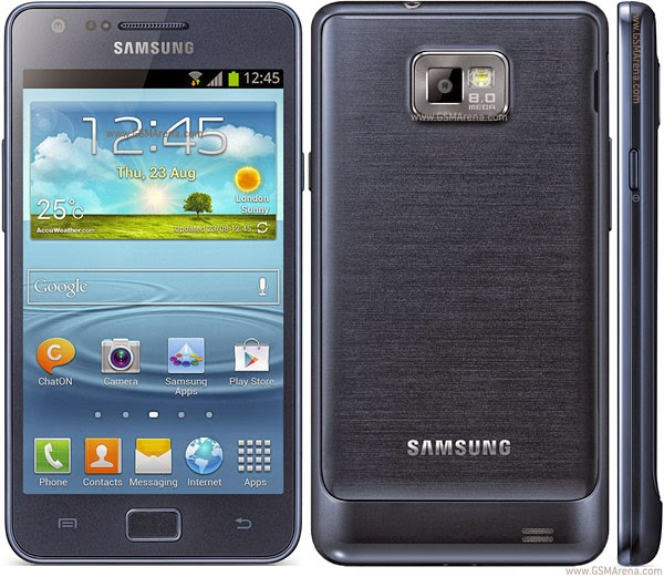 Samsung galaxy s ii plus i9105 8gb chic white dress
