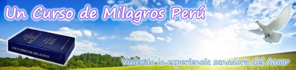Un Curso de Milagros Perú