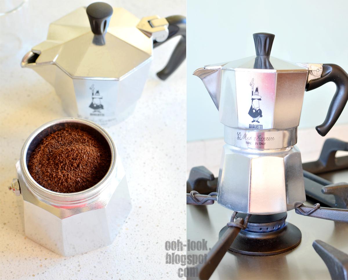 Ooh, Look...: Espresso Granita plus a Fab Giveaway!
