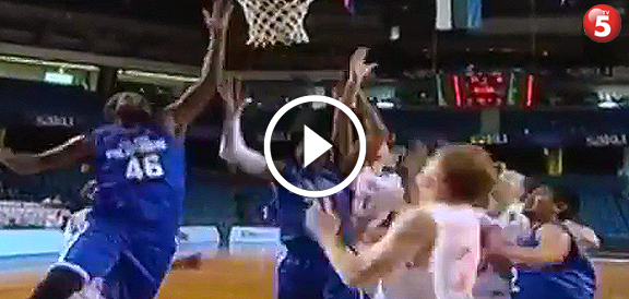 Gilas Pilipinas vs. Netherlands (REPLAY VIDEO) 2015 Four Nations Cup