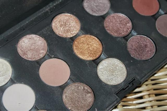 New MAC Pre-Filled 15 Pan Eyeshadow Palettes