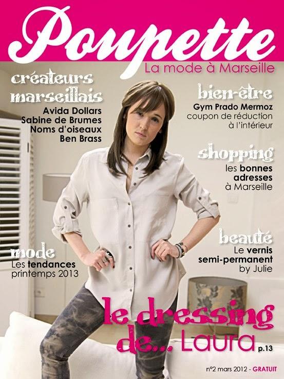 Poupette La mode à Marseille