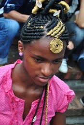 Reconociendo nuestra  Afrodescendencia