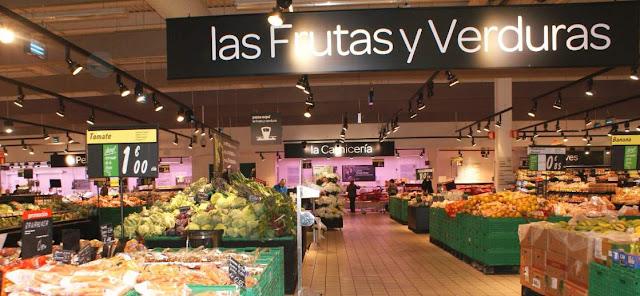 Supermercados y compras