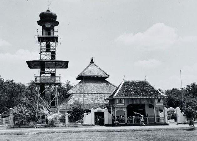 Masjid Agung Demak 1920-1939