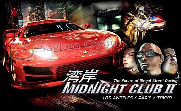 Midnight Club 2 Full Tek Link İndir