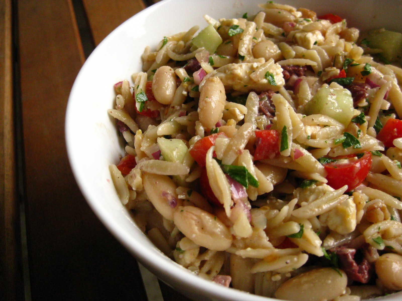 Taste of Home Cooking: Recipe Swap - Mediterranean Grain Salad