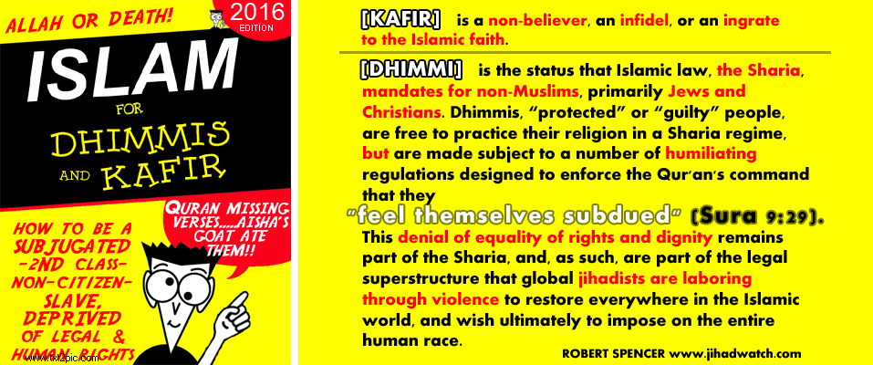 ISLAM FOR DHIMMIS
