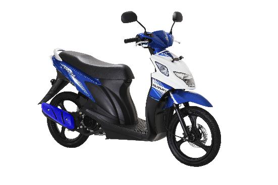 Suzuki Nex FI.
