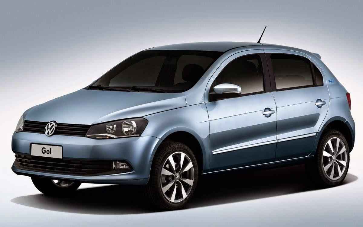 Novo VW Gol Comfortline 2015