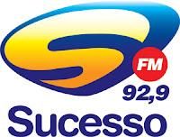 ouvir a Rádio Sucesso FM 92,9 João Pessoa