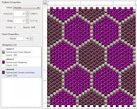 free peyote stitch patterns