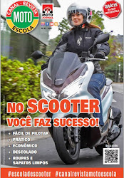 Olha só, scooter não é moto!!!