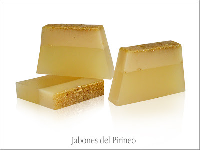 Jabón de Miel y Avena