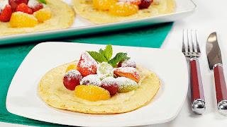 Cara Membuat Pancake Isi