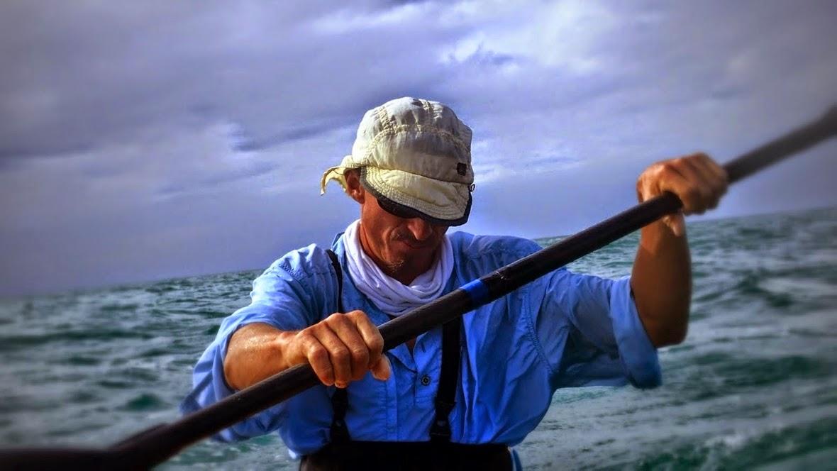 Druce Finlay, Everglades Challenge 2015