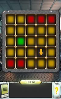 100 Locked Doors 2 soluzione livello 28 level 28