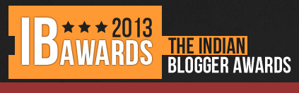 IBawards - blogging awards 2013