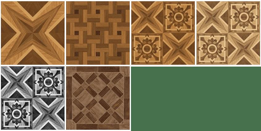 Ceramic tiles wood
