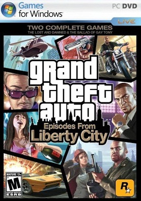 gta 4 episodes from liberty city download highly compressed