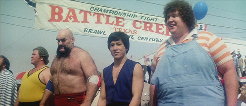 Jackie Chan in Battle Creek Brawl
