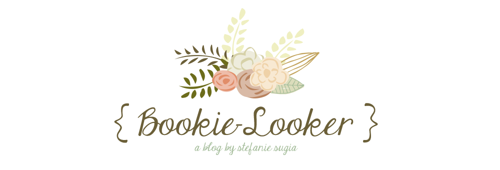 Bookie-Looker: a blog by stefanie sugia