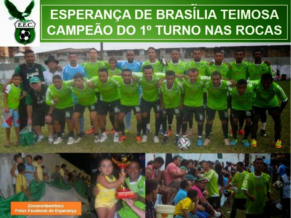 ESPERANÇA ESPORTE CLUBE NATAL (VERDÃO MAIS QUERIDO DA ZONA LESTE DE NATAL )