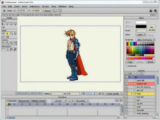 Smith Micro Anime Studio Pro 9.2.7 Full
