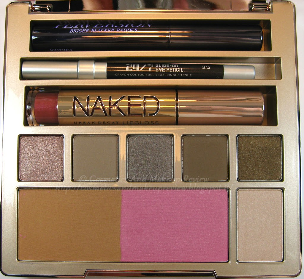 Urban Decay - Naked On The Run Palette - descrizione