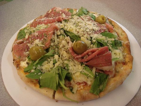 Pizza & Espuma (Aeroparque)