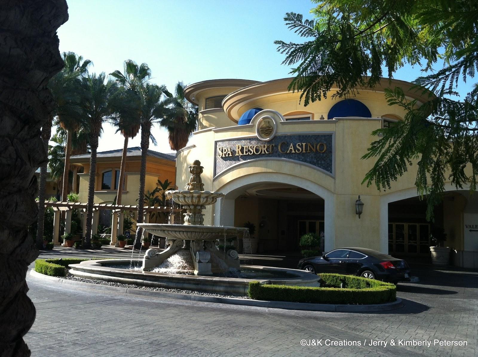 Spa casino 92262
