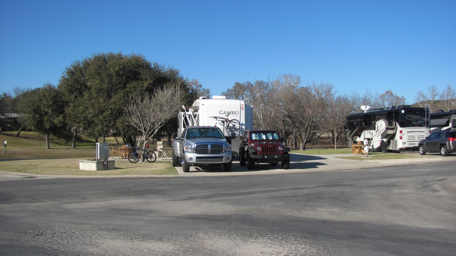 America By RV Campground Reviews