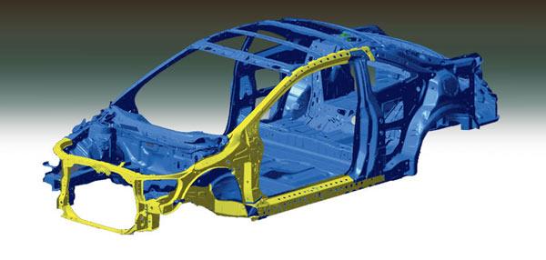 Design seguro dos carros da Honda