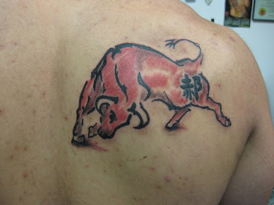 Bull Tattoos-Stronger Tattoos Art Masculin Men Tattoos