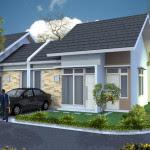 rumah minimalis sederhana type 70
