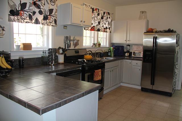 Desain Interior Ruang Dapur Mewah Yang Sederhana