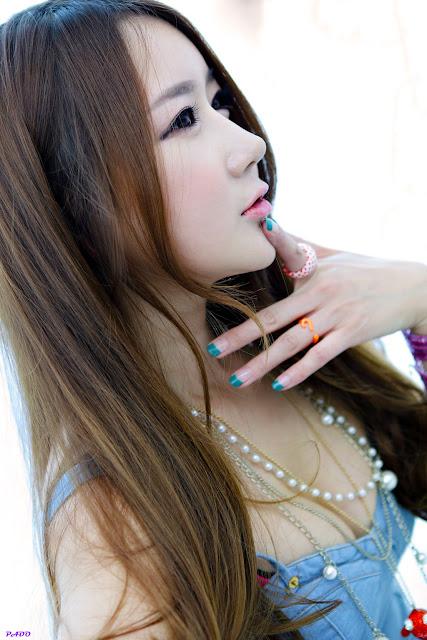 4 Han Chae Yee-Very cute asian girl - girlcute4u.blogspot.com