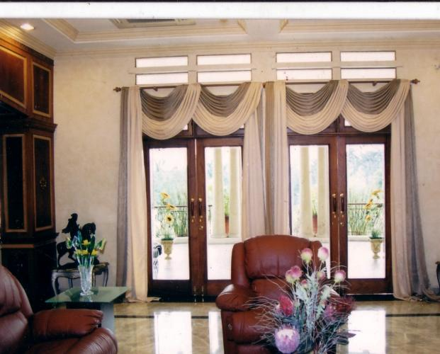 Amazing photos of world latest designs of interior of curtains bedroom kitchen - Latest curtain designs for windows ...