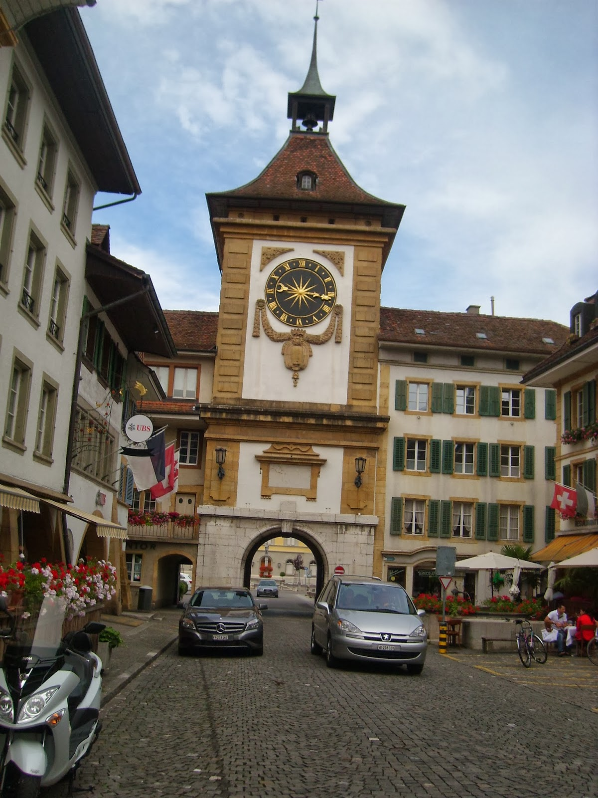 Referendo na Suíça.