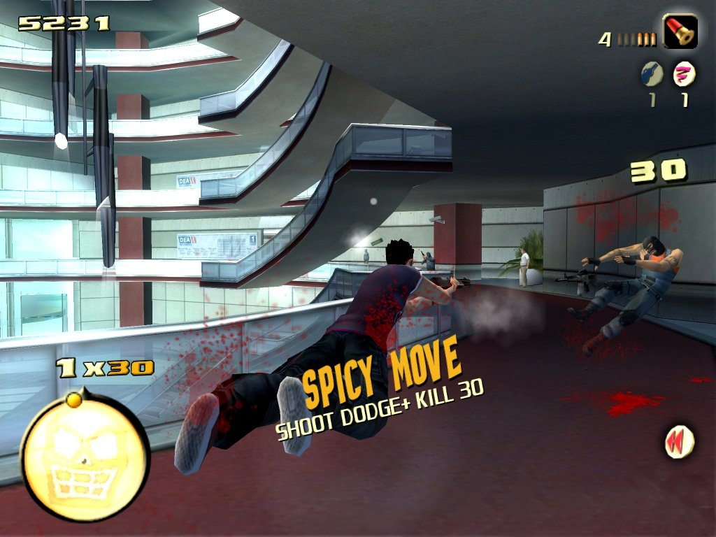 Total Overdose Game Screenshot
