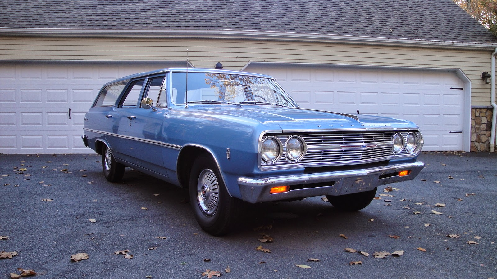 Daily Turismo 15k Time Capsule 1965 Chevrolet Chevelle