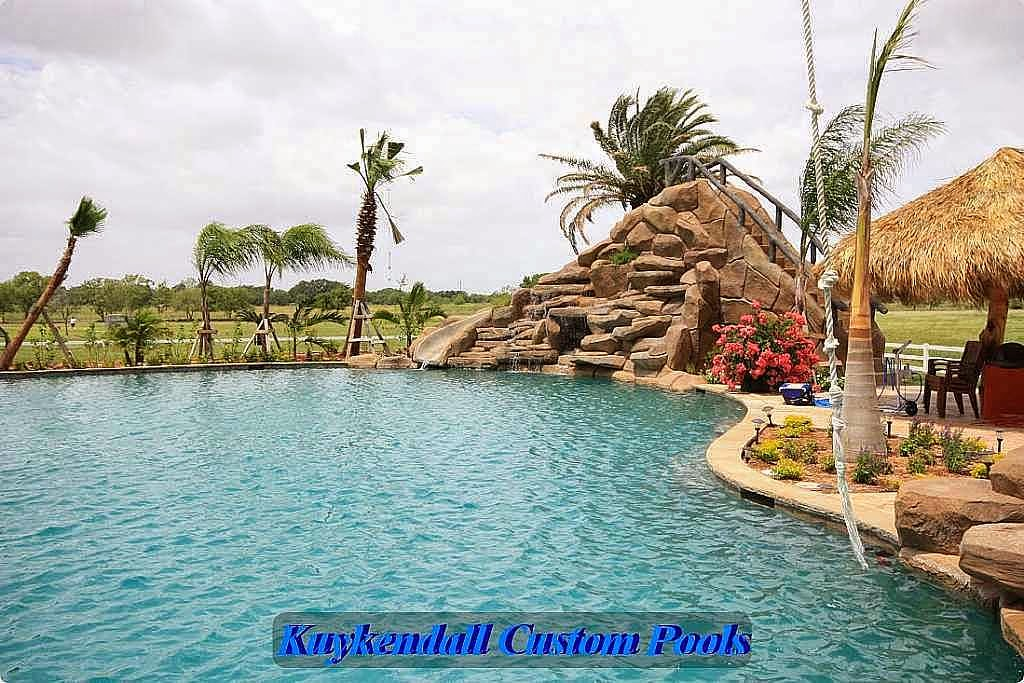 Biggest Backyard Swimming Pool : Travel Trip Journey World?s Biggest Backyard Swimming Pool in Texas