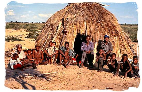 kalahari culture