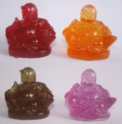 Buddha Fett Resin Figures by Killer Bootlegs